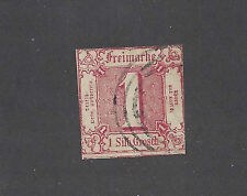 GERMANY-GERMAN STATES - THURN & TAXIS - #18 - USED - 1863