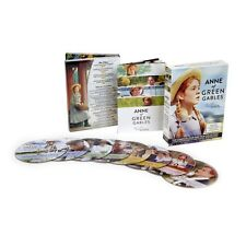 Anne Of Green Gables: The Kevin Sullivan Restoration [DVD Box Set, 8-Disc] NEW
