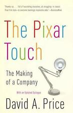The Pixar Touch by David A. Price (2009, Paperback)