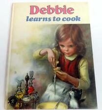 Debbie Learns to Cook Vintage 1983 Book by Gilbert Delahaye and Marcel Marlier