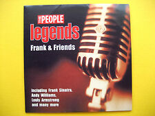 LEGENDS  CD, A THE PEOPLE NEWSPAPER PROMOTION (1 CD)
