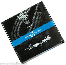 NEW 2017 Campagnolo CHORUS ULTRA Narrow 11 Speed Chain Fit Record, Super CN9-CH1