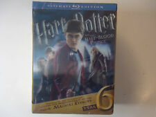 Harry Potter and the Half-Blood Prince (Blu-ray Disc, 2011, 2-Disc Set, WS;...