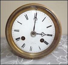 Antique French Timepiece Clock Movement- Vincenti - 19th