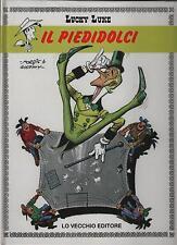 morris + goscinny LUCKY LUKE e IL PIEDIDOLCI lo vecchio editore 1998 piedi dolci