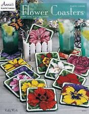 Plastic Canvas Flower Coasters by Kathy Wirth (2016, Paperback)