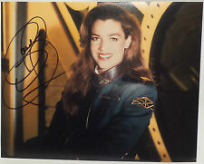 BABYLON 5 : SIGNED SUSAN IVANOVA PHOTOGRAPH BY CLAUDIA CHRISTIAN VERSION 1