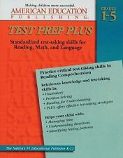Test Prep Plus: Standardized test-taking skillsfor Reading, math, and Language G