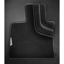 BMW X5 F15 35i 35ix 50ix Series Black Carpet Floor Mat Set of 4 2014-2017 OEM
