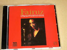 CD Fairuz in a Christmas Concert - Live VDLCD 515
