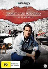 Worst Case Scenario with Bear Grylls (DVD, 2011, 2-Disc Set) Region 4