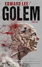 Festa: GOLEM  von Edward Lee - Horror
