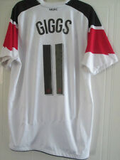 Manchester United Giggs CL 2011-2012 Away Football Shirt Medium /38042