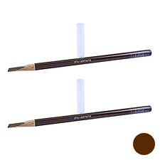 2PCS Shu Uemura Hard Formula H9 EyeBrow Pencil Color Brown 03 NEW #6708_2