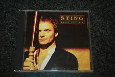 The Police - Sting / Japan Album Sampler Best for DJ / DSi 3084 VERY VERY RARE
