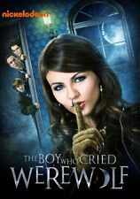 NEW The Boy Who Cried Werewolf (DVD)