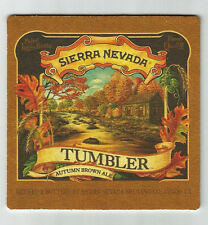 16 Sierra Nevada Tumbler Autumn Brown Ale  Beer Coasters