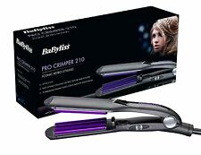 BaByliss 2165 Pro Grade 1 High Heat Salon Hair Crimper - 3 Year Warranty