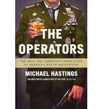 The Operators: The Wild and Terrifying Inside Story of America's War in Afgha...