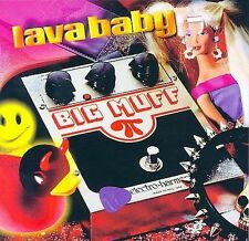 Big Muff - Lava Baby CD Smiley Face Barbie doll cover