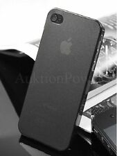 0,2mm SLIM CASE iPHONE 5 5S PREMIUM DESIGN HÜLLE COVER SCHWARZ *NEU* + BONUS