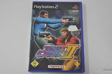 TIME CRISIS 2 - PlayStation 2 Game - Sony - PAL - PS2 - CIB