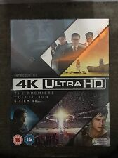 4K Ultra The Premiere Collection Revenant, Life Of Pi, Independence Day- New!