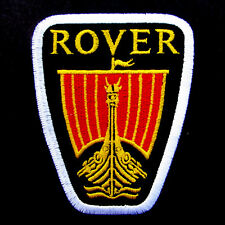 ROVER Advertising Iron on Patch British Car Land Rover Freelander Automobile 4WD