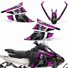 Decal Graphic Kit Arctic Cat F Series Z1 Sled Snowmobile Accessories Wrap REAP P