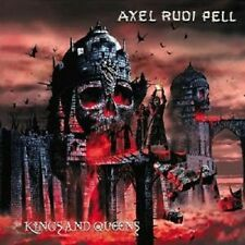 "AXEL RUDI PELL ""KINGS AND QUEENS"" CD NEW+"