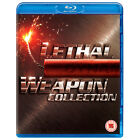 LETHAL WEAPON COLLECTION BLU-RAY 5-DISC BOX SET REGION-FREE BRAND NEW SEALED