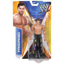 WWE Mattel Basic Series 36 Fandango #11 Action Figure