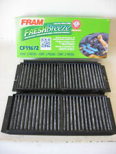 Fram Fresh Breeze Cabin Air Filter Set CF11672 fits Mazda OE# BBM4-61-J6X