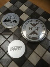 Single Alloy Centre Cap Badge NOS for TGF Trafficstar Antera JDM Forged Fan Kit