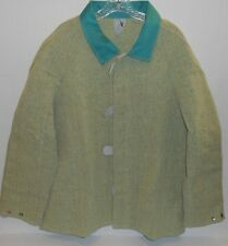 Norfab 900-16 Flame Green Resistant Snap Front Men's XL Jacket New