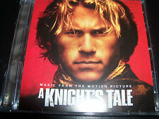 A Knights Tale Music From The Motion Picture Soundtrack CD – Like New