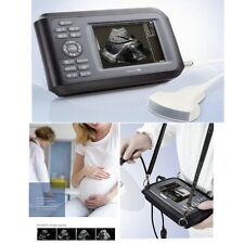 Portable laptop Machine HandScan Digital Ultrasound scanner 3.5 Convex probe,USA