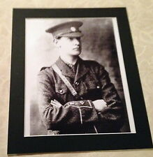 MICHAEL COLLINS in uniform 1916 Rising PHOTOGRAPH / PICTURE
