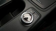 AMG Emblem Mercedes Multimedia Control knob Badge Decal / Sticker