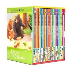 Ladybird Tales Classic Collection - 23 Hardcover Book Box Set Fairytales - NEW