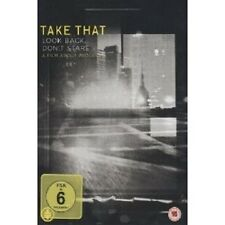 "TAKE THAT ""LOOK BACK DON`T STARE ..."" DVD NEU"