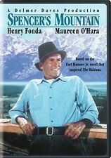 SPENCER'S MOUNTAIN New Sealed DVD Henry Fonda Maureen O'Hara The Waltons