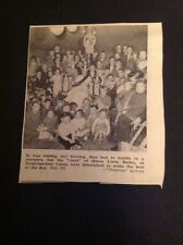 L1-9 Ephemera 1953 Slough Coronation Day Linda Butler Twinches Lane