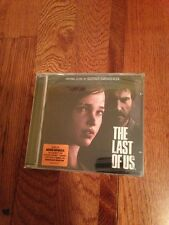 The Last Of Us CD Music Soundtrack Collectors New Rare Naughty DOG