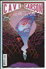 CAVE CARSON #2 - MICHAEL AVON OEMING ART & COVER - DC COMICS/2016