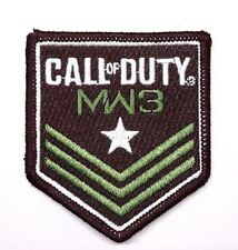 """CALL OF DUTY Atlas Corp Logo 3"""" Tall Embroidered Patch-FREE S&H(CDPA-09)"""