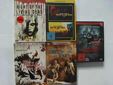 Zombie Paket - Dawn, Day, Night, by Paris of the Living Dead, Hills have Eyes