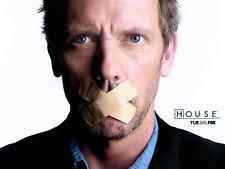 POSTER DR HOUSE MD MEDICAL DIVISION HUGH LAURIE BIG #1