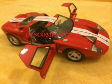 Motormax 1:12 Scale Die-Cast Collection Ford GT Concept (RED)