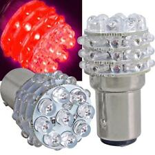 2 X HID BA15S RED 36 LED SMD CAR TURN BRAKE LIGHT BULB 1157 2057/380/BAY15D/P21